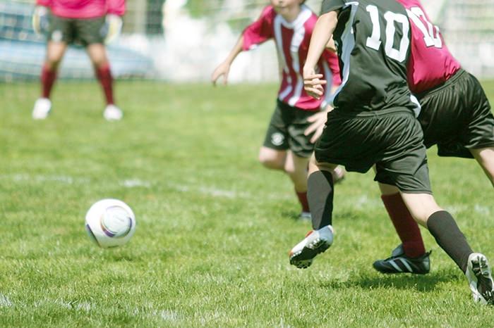 スポーツによる怪我と故障