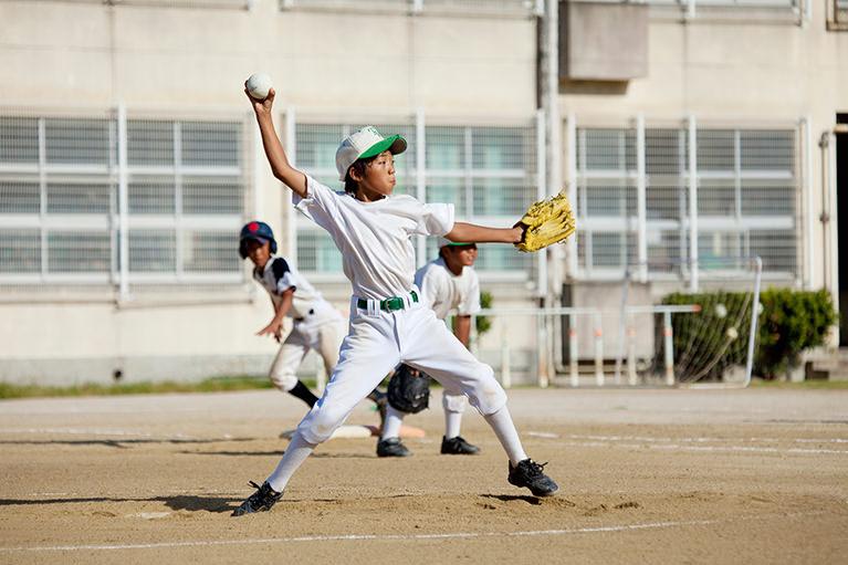 スポーツをしているすべての方へ